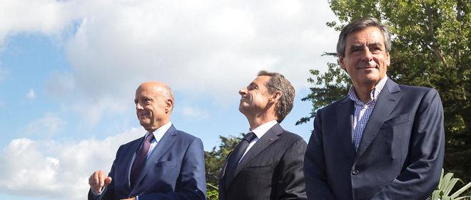 Les sondages prédisent un duel au second tour entre Alain Juppé et Nicolas Sarkozy.
