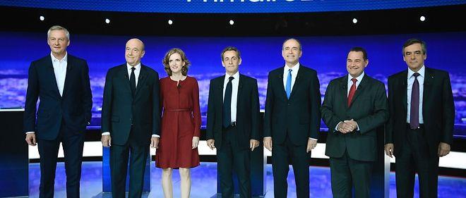 Un fauteuil pour sept ! Qui se détachera lors de ce premier débat des candidats de la primaire ?