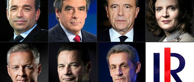 Des sept candidats, lequel marquera les esprits ce soir lors de ce premier débat ?