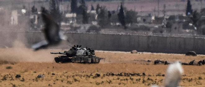 L'État islamique recule en Syrie. Image d'illustration.