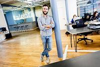 Jonathan Azoulay, fondateur et PDG de Talent.io ©Denis ALLARD/REA