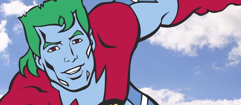 La société de production de Leonardo DiCaprio compte produire un film sur Captain Planet, le super-héros écolo.