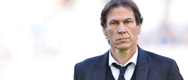 Après deux saisons et demie à la Roma, Rudi Garcia va s'asseoir sur le banc de l'OM.