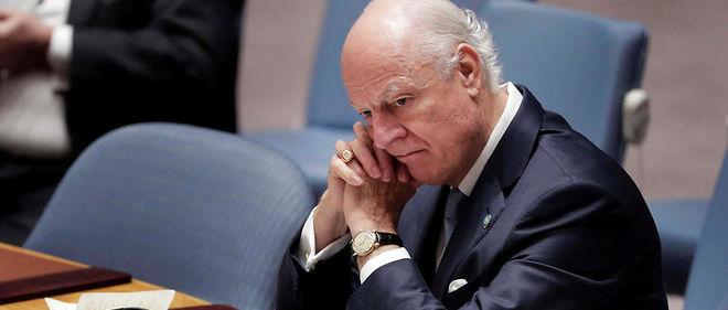 Staffan de Mistura est l'envoyé spécial de l'ONU chargé de la recherche d'une résolution pacifique au conflit en cours en Syrie. Avant cela, il n'avait occupé le poste de ministre délégué aux Affaires étrangères en Italie que pendant un seul mois, en 2013.