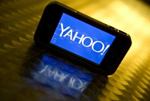 Yahoo! a lui aussi été victime d'une vaste attaque qui a compromis les données personnelles de 500.000 de ses utilisateurs © KAREN BLEIER AFP/Archives