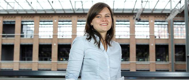 Expertise. Étudiante en dernière année de Télécom Lille, Alice Comble s'occupe de sa start-up à plein temps.