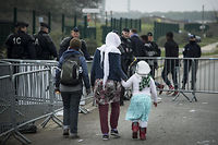 MSF dénonce un contrôle au faciès chez les mineurs de Calais. ©NnoMan Cadoret