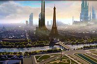 Si Paris m'etait confiee... Concu par Enodo Games, le jeu video The Architect permet de remodeler la capitale a sa guise.