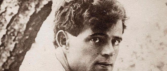 Portrait de l'écrivain américain Jack London (1876-1916) vers 1903-1906. Photographie anonyme.