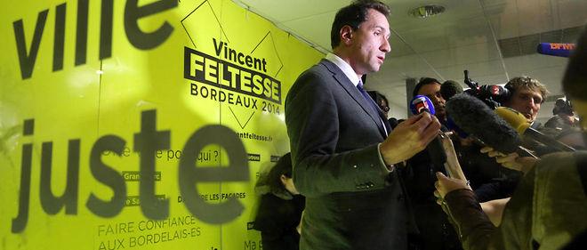 À Bordeaux, Vincent Feltesse se retrouve débarqué par les siens.