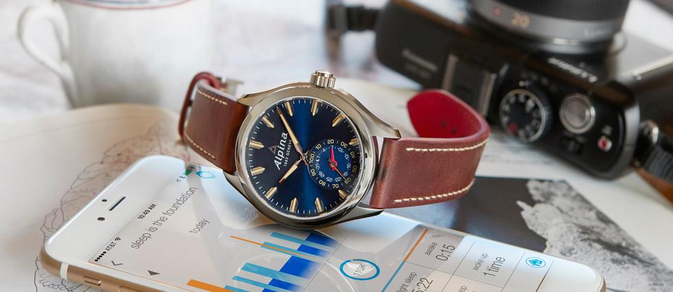 La smartwatch suisse se la joue urbaine