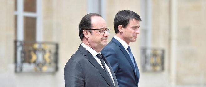 François Hollande n'est pas le seul à s'être confié à Gérard Davet et David Lhomme. Dans«Un président ne devrait pas dire ça…», Manuel Valls balance aussi.