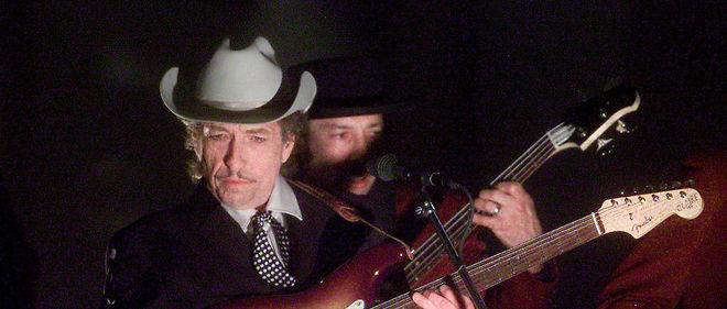 Bob Dylan a reçu le prix Nobel de Littérature.