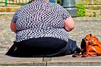 56,8% d'hommes et 40,9% de femmes seraient en surcharge pondérale.  ©Gile Michel/SIPA
