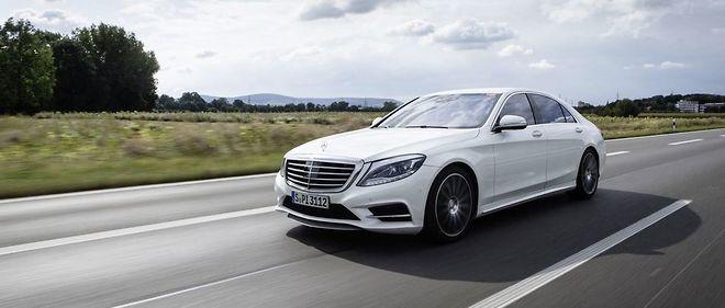 La Classe S étrennera en 2017 les nouveaux 6 cylindres et V8 Mercedes.