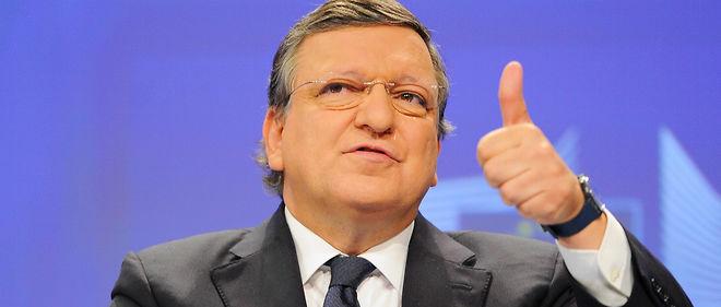 L'ancien président de la Commission européenne, José Manuel Barroso.