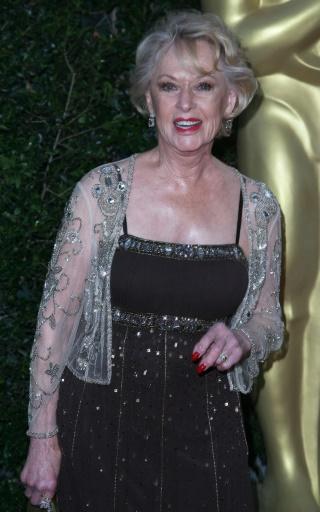 Tippi Hedren à Beverly Hills en Californie, le 4 mai 2011 © VALERIE MACON AFP/Archives