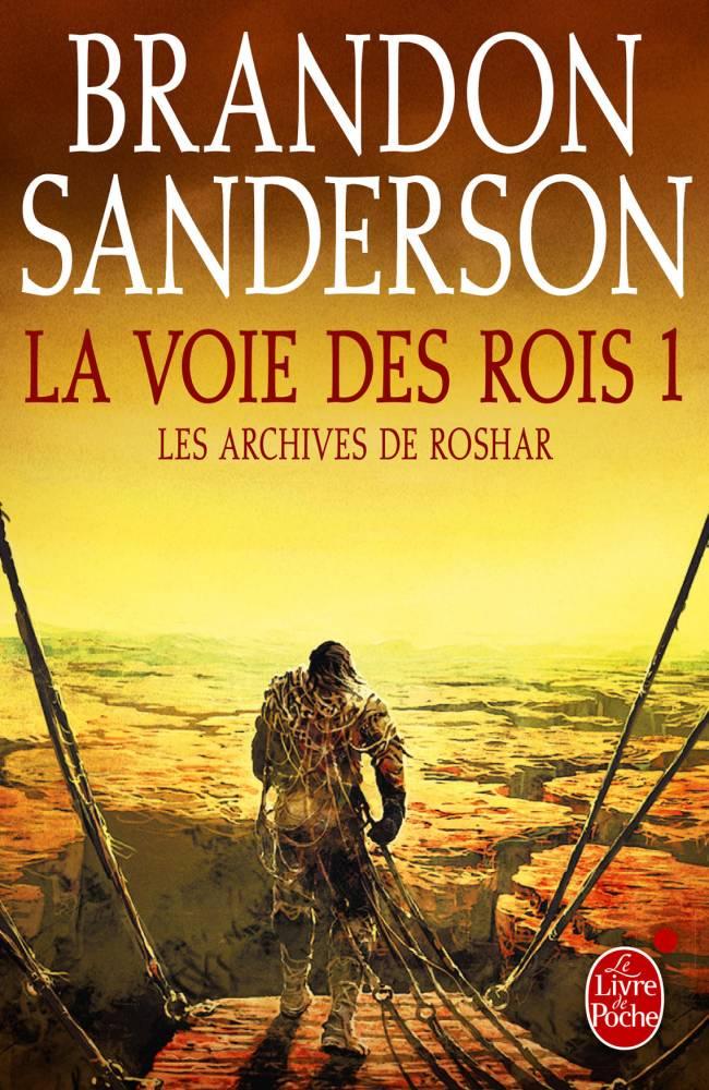 warbreaker © SANDERSON Le Livre de Poche