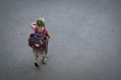 La présence d'un adulte prive l'enfant de la surprise, la découverte par ses propres moyens, la prise de risque © MARTIN BUREAU AFP/Archives