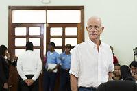 Le Français Alain Castany a été condamné en appel à 20 ans de prison par la justice dominicaine dans l'affaire Air Cocaïne. ©ERIKA SANTELICES