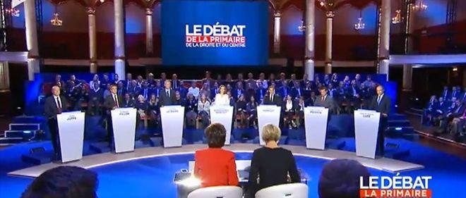 Le deuxième débat a attiré près de 2,5 millions de téléspectateurs...