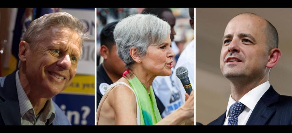 FILES-US-VOTE-CANDIDATES-PENPIX © STF AFP