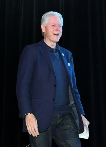 L'ex-président américain Bill Clinton à Las Vegas, le 3 novembre 2016 © Ethan Miller GETTY IMAGES NORTH AMERICA/AFP/Archives