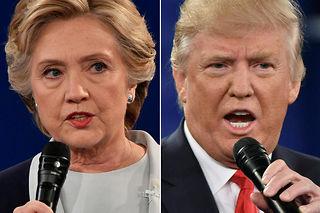 Pour Hypermind, Donald Trump a un peu plus d'une chance sur quatre de l'emporter sur Hillary Clinton. ©PAUL J. RICHARDS