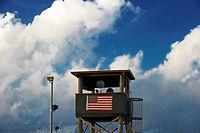Le camp Delta, à Guantánamo, n'a finalement pas fermé ses portes sous l'administration Obama. ©PAUL J. RICHARDS