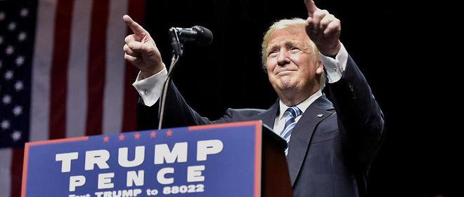 Donald Trump a promis un vaste programme de construction d'infrastructures.