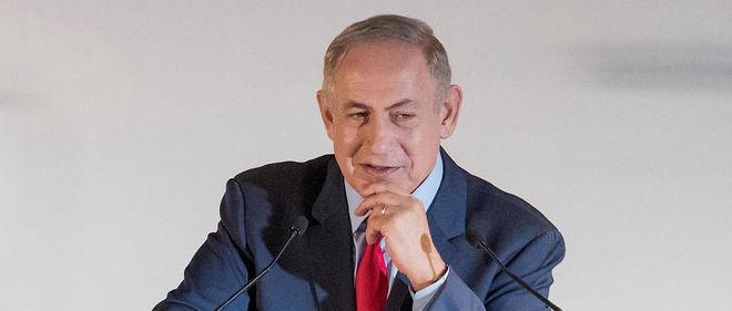 "Le Premier ministre israélien Benjamin Netanyahu a félicité Donald Trump, ""véritable ami d'Israël""."