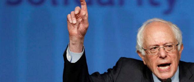 Bernie Sanders appelle Donald Trump à mener une politique en faveur des travailleurs américains.