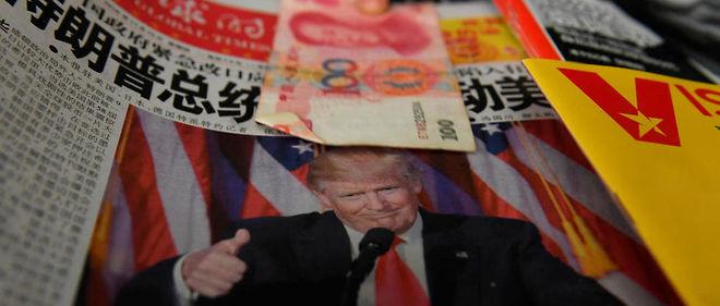 La Chine ne sait que penser de l'élection de Donald Trump à la présidence des États-Unis.