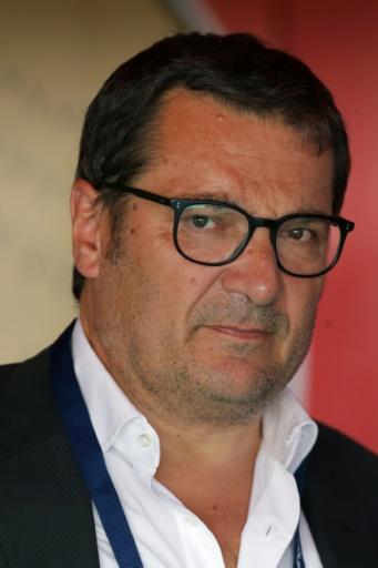 Le directeur général exécutif de la LFP Didier Quillot, le 14 août 2016 à Nice © JEAN CHRISTOPHE MAGNENET AFP