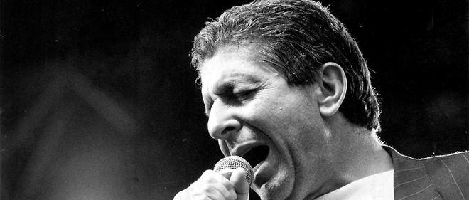 Leonard Cohen est décédé à l'âge de 82 ans.