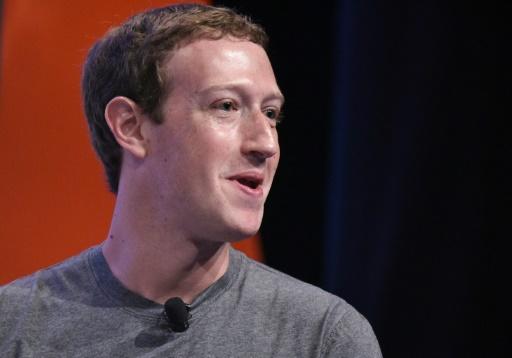 Le patron de Facebook Mark Zuckerberg à Palo Alto, en Californie, le 24 juin 2016 © MANDEL NGAN AFP/Archives