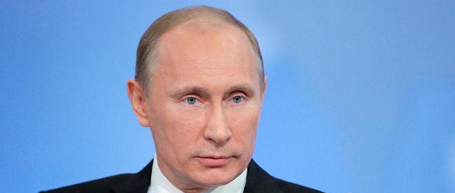 """Le président russe Vladimir Poutine a convenu avec son futur homologue américain Donald Trump de """"normaliser"""" les relations russo-américaines."""
