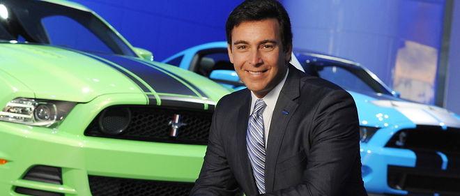 Mark Fields, patron de Ford.