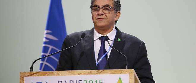Khaled Fahmy, ministre égyptien de l'Environnement.