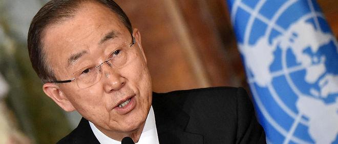 Ban Ki-moon avait annoncé qu'il souhaitait rencontrer Donald Trump avant de quitter son poste fin décembre.