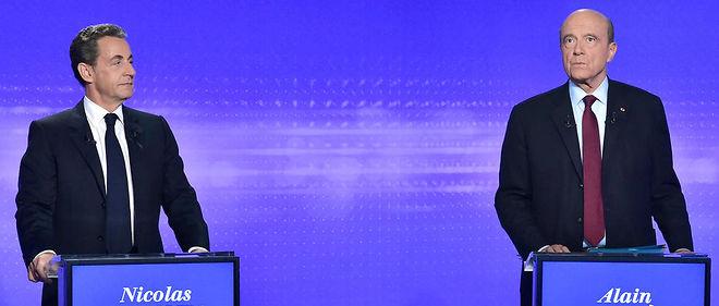 Nicolas Sarkozy et Alain Juppé. Entre les deux favoris, un troisième homme a su se glisser, la preuve de l'intérêt de cette campagne des primaires.