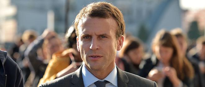 Emmanuel Macron a annoncé sa candidature à l'élection présidentielle mercredi.