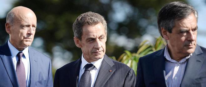 Juppé et Fillon n'ont pas voulu insister sur le clash entre Pujadas et Sarkozy.