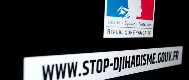 Le site gouvernemental de lutte contre la propagande djihadiste.