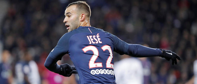 Jesé va-t-il profiter du calendrier chargé du PSG pour gagner du temps de jeu ?