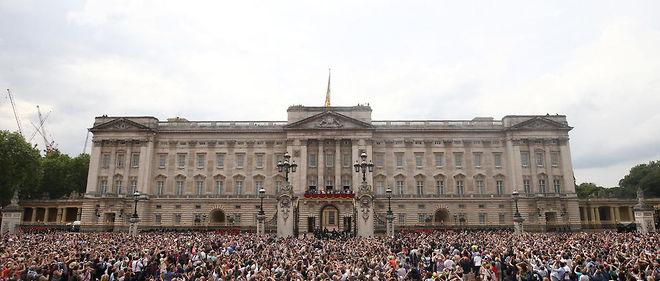 Buckingham Palace, la demeure de la famille royale britannique