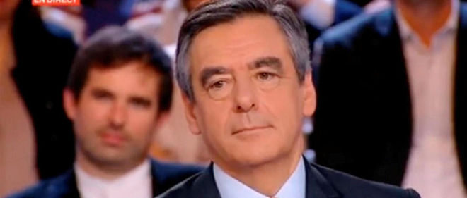 François Fillon réalise une fin de campagne en boulet de canon !