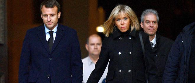 Quand Le Lyceen Emmanuel Macron Jouait Au Theatre Devant Brigitte Le Point