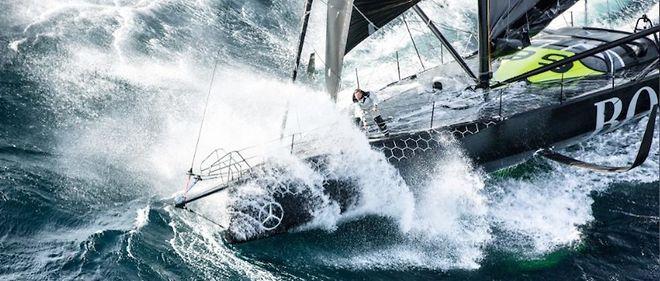 Depuis la fin de la première semaine, Alex Thomson (Hugo Boss) domine le Vendée Globe.