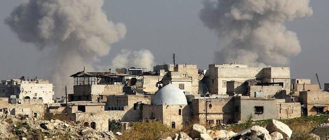 Les bombardements des forces de Bachar el-Assad sur Alep-est se sont intensifiés pour reprendre les quartiers assiégés par les rebelles.
